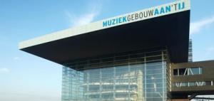 Muziekgebouw aan het IJ - Amsterdam