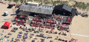 Whoosah Beachclub - Scheveningen